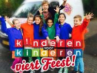 Kinderen voor Kinderen viert Feest